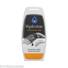 OPTX 20/20 Hydrotac Stick-On Bifocal Reading Lenses +1.50 Put on w/ Soap & Water