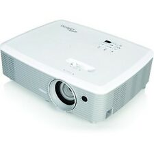 New Optoma W345 3d Dlp Projector - 720p - Hdtv - 16:10