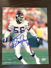 Lawrence Taylor Signed 8x10 Photo ... Certified W/COA