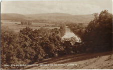 WHITNEY-ON-WYE(Herefordshire): Wye and Black Mountains between Hay..  RP-JUDGES