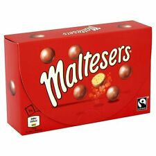 Maltesers Box (120G) UK MADE CHOCOLATE NOT IMPORTED!