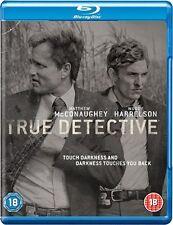 True Detective - Season 1 Blu-ray 2014 Region Free Woody Harrelson