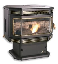 SP2000PS Breckwell Free Standing Pellet Stove