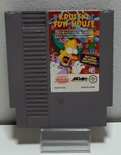 Krusty's Fun House (NES Nintendo Module) PAL-B C152