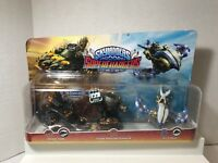 Skylanders Superchargers SHARK TANK, SHARK SHOOTER TERRAFIN, AND JET STREAM