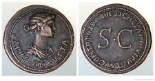 Roman Æ Dupondius of Livia Drusilla
