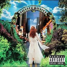 Scissor Sisters [PA] by Scissor Sisters (CD, Jul-2004, Universal Distribution)