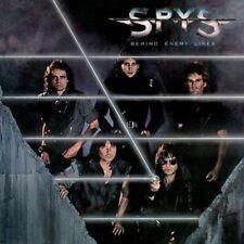 Spys - Behind Enemy Lines (NEW CD)