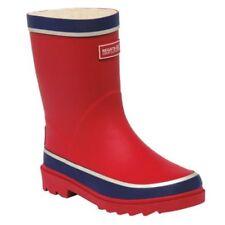 Calzado de niño botas de agua rojo color principal rojo