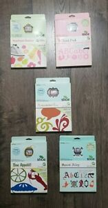 Making Memories Slice Design Card Scrapbooking Craft YOU CHOOSE