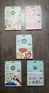 Making Memories Slice Design Card Scrapbooking Craft YOU CHOOSE