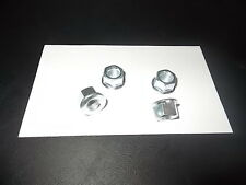 4 PACK Poulan Pro PP5020AV  5020AV Chainsaw Replacement Bar Nuts 530015917