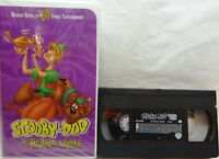 Scooby-Doo in Arabian Nights-VHS Video-Clamshell Case-Children's, Kids Video