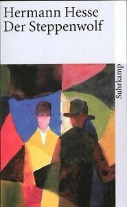 Der Steppenwolf von Hesse, Hermann | Buch | Zustand gut