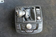AUDI A6 C7 MM MULTIMEDIA DISPLAY CONTROL PANEL PARKING START STOP KNOB 4G2919710