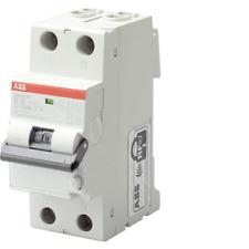 ABB DS201 INTERRUTTORE DIFFERENZIALE MAGNETOTERMICO 6KA 1P+N APR C10 30MA 2 MODU