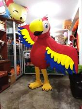 Parrot Animal Mascot Costume Character Cosplay