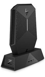 HP Z VR Backpack G1 Workstation Intel i7-7820HQ 32GB DDR4 512GB SSD NVIDIA P5200