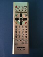 PANASONIC DVD REMOTE CONTROL N2QAJB000037 for DVD-XP30 DVD-XP30PS w/battrs