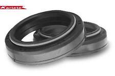 KTM 450 450 EXC 2010-2014 PARAPOLVERE FORCELLA 48 X 58,5/62 X 6/11,5 Y-1
