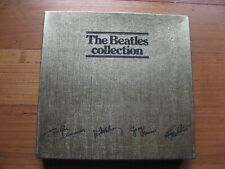 THE BEATLES COLLECTION - GOLD BOX SET 14 LP's - Oz LIMITED EDITION - 4000 ONLY