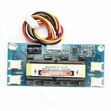 4 Lamp Backlight Universal Laptop LCD CCFL Inverter Module 10-30V For 15-26 Inch
