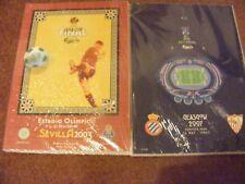 UEFA CUP FINAL 2003: Celtic v Porto - ORIGINAL ISSUE NOT REPRINT