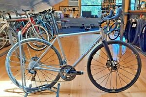 Moots Allroad - Titanium Disc Brake Road Bike - 54cm - Ultegra 11 Speed