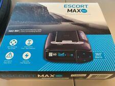 Escort Max 360 Radar/Laser Detector - Awesome! Free Shipping!