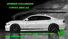 2011 2012 2013 2014 2015 Dodge Charger Rocker Panel Graphic Decals Srt Sxt Hemi