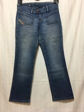 Women's Diesel Hush Size 27 Low Rise Jeans In Great Condition!