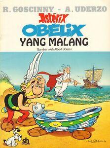 KISAH PETUALANGAN ASTERIX - OBELIX YANG MALANG (INDONESIA 1997)