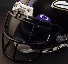BALTIMORE RAVENS NFL Schutt EGOP Football Helmet Facemask/Faceguard (BLACK)