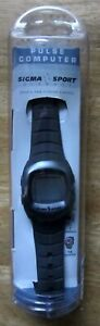Sigma Sport Pulse Computer PC14 Heart Rate Monitor & More Watch Sport/Cycling