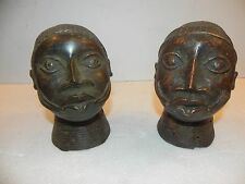 Arts of Africa - Ife Bronze Head (2) Nigeria - Benin -