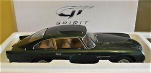 1/12 GT Spirit ZM033 Aston Martin DB5  Green with Tan Interior  Limited Edition