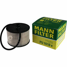 Original MANN-FILTER Filtre pour Carburant PU 1018 X Filtre à Carburant