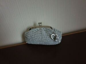 "Handbag""Suzy Smith""Colour Silver New Without Tags"
