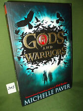 MICHELLE PAVER GODS AND WARRIORS FIRST UK TRADE PAPERBACK EDITION