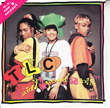 """TLC  Ain't 2 Proud 2 Beg PICTURE SLEEVE 7"""" 45 rpm vinyl record BRAND NEW RARE!"""
