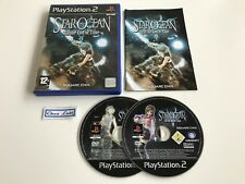 Star Ocean Till The End Of Time - Sony PlayStation PS2 - UK - Avec Notice