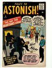 Tales to Astonish #4 (Marvel Atlas) G/VG