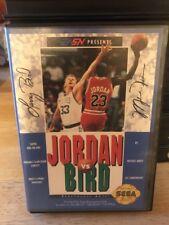 Jordan vs. Bird: Super One-On-One (Sega Genesis, 1992) - COMPLETE Game - !!!