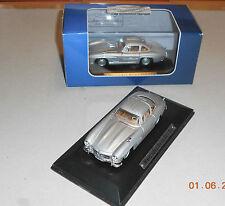 Mercedes Benz 300 SL in silber  Atlas 1:43  sehr gut ohne Folie