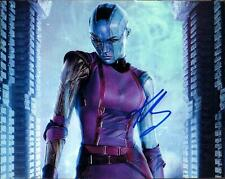 "Karen Gillan  ""Guardians of the Galaxy"" Signed Photograph Autograph  W/COA"