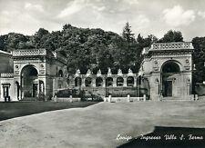 LONIGO ( VI ) * Ingresso Villa S.Fermo *  Viaggiata 1964