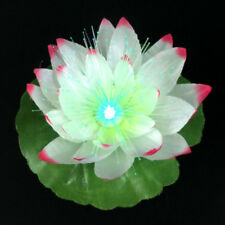 LED Night Light Lotus Flower Home  Decor For Children 7 Colors Changing Lamp