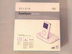 BELKIN Tune Sync for iPod. Charge / Sync / Listen