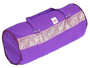 Yoga United Elephant Border All Yoga Kits Carry Bag