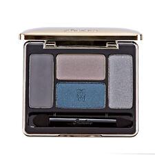 Guerlain Ecrin 4 Colores Sombra de Ojos Paleta Gris Azul Brillo Smokey 05 les Gris